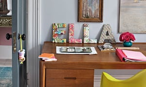 How to make fabric-covered letters | Life and style | The