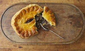 Dan Lepard's NOW TRY THIS recipe for big beefy pie