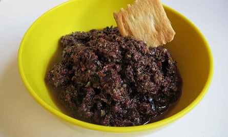 Felicity Cloake's perfect tapenade