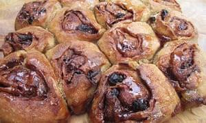 Snail bread