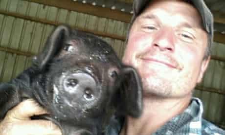 Pork felfie by Long Bush Pork in New Zealand
