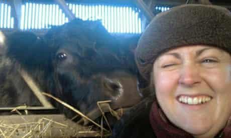 Cow's lick felfie by Woldslass