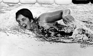 Dawn Fraser Swimming Free Style