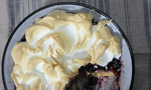 Ruby Tandoh bakes…a queen of puddings out of stale bread