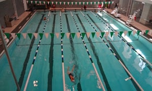 Swimming in New York: community pools and conversation