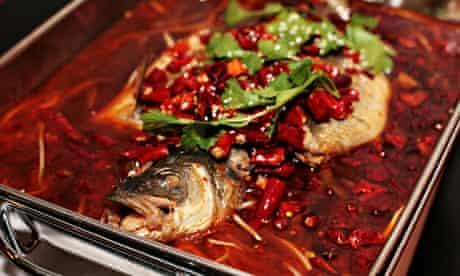 Chilli fish from Local Friends