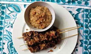 Felicity Cloake's perfect chicken satay