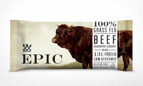 EPIC bar with beef