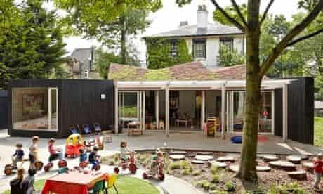 Montpelier Community Garden Nursery in Camden, London