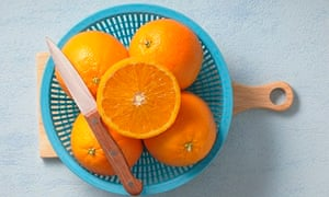 Oranges are good for you