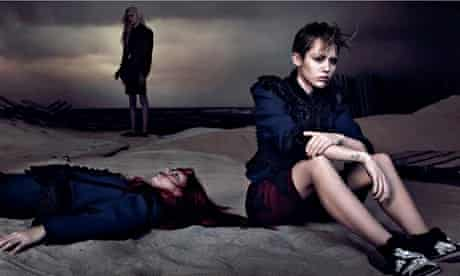Marc Jacobs 2014 ad campaign featuring Miley Cyrus