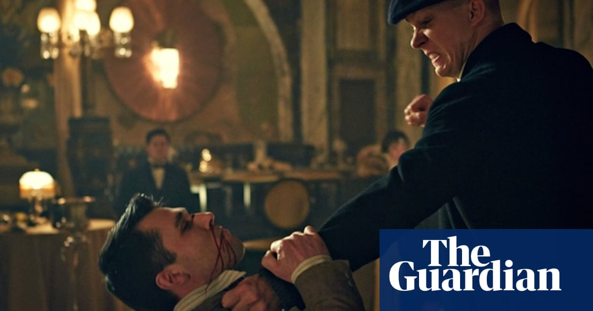 Peaky Blinders Recap Series Two Episode One Style Swagger And A Violent Trip To London Peaky Blinders The Guardian