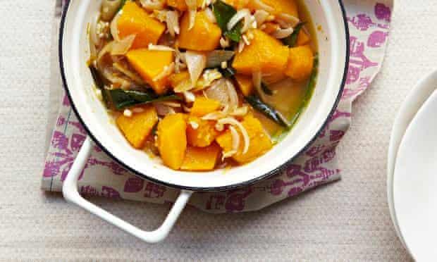10 best pumpkin recipes: Mauritian pumpkin curry