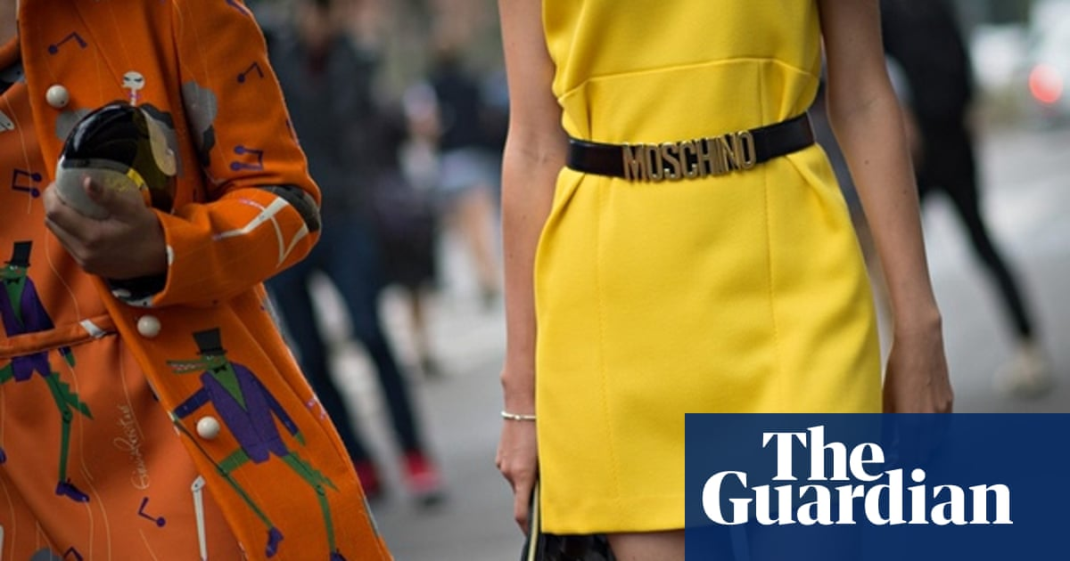 ec794e93c63 Is Moschino's logo belt the most faked accessory? | Fashion | The ...