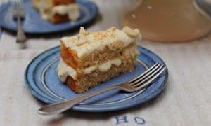 Back to basics cake slice