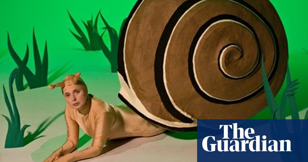 Green Porno: Isabella Rossellini on the sex life of snails