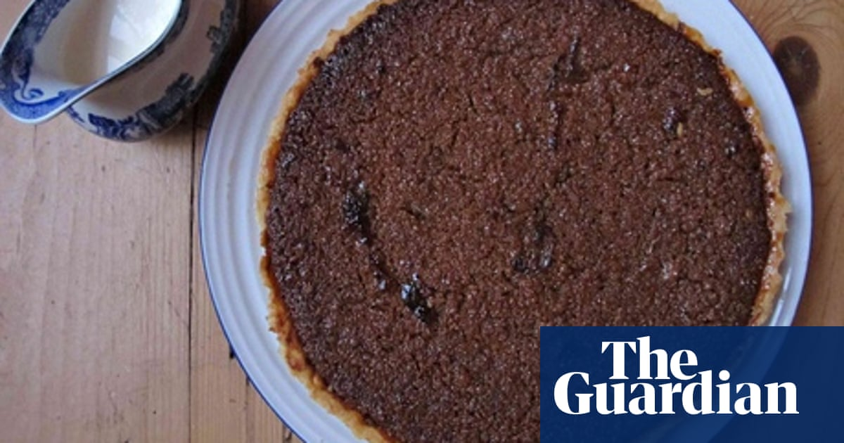 How To Cook The Perfect Treacle Tart Dessert The Guardian