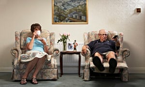 June and Leon on Gogglebox