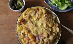 Felicity Cloake's perfect tartiflette