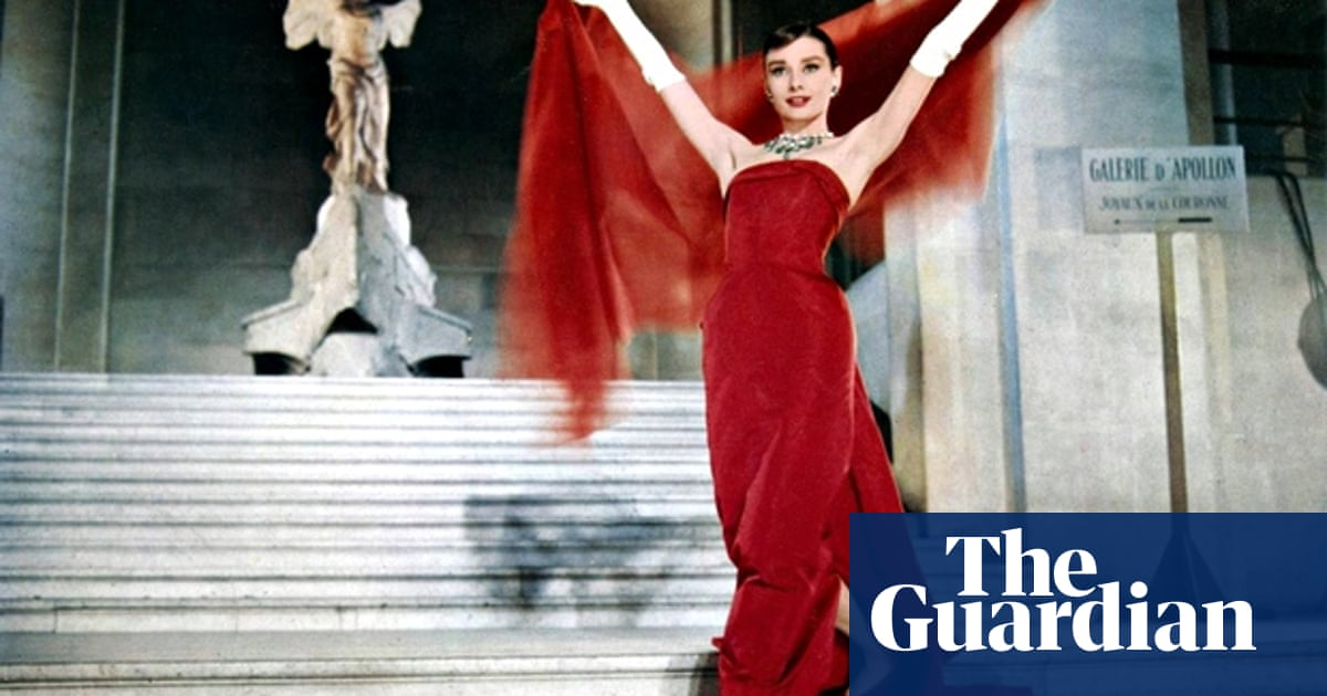 41a252181dfd9 Funny Face: a film in love with fashion | Fashion | The Guardian