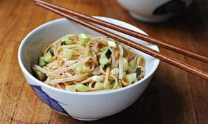RRS sesame noodles