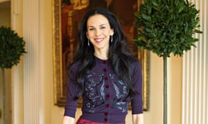 L'Wren Scott, who killed herself in New York on Monday.