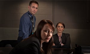 Steve Arnott, Lindsay Denton and Kate Fleming in Line of Duty