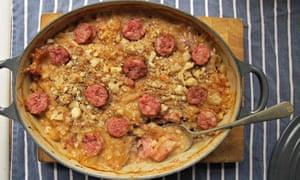 Felicity Cloake's perfect cassoulet