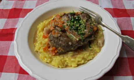 Felicity Cloake's perfect osso buco