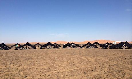 The Ultra Trail Of The Gobi The Hardest Race In The World Life