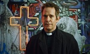 Reverend Adam Smallbone (Tom Hollander) in Rev