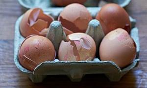 RRS eggs