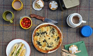Baking With Quark Ruby Tandoh Life And Style The