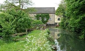 Shipton Mill in Long Newnton near Tetbury in Gloucestershire