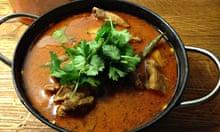 Anjum Anand's chicken tikka masala
