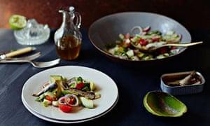 10 best avocado and sardine salad