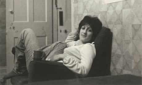 Jenny Smith in the refuge in the 1970s