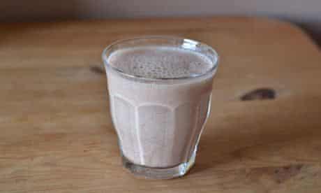 Placenta smoothie