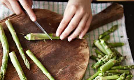 B2B asparagus