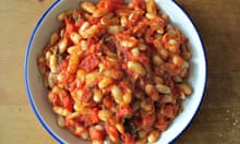 Claire Thomson's baked beans