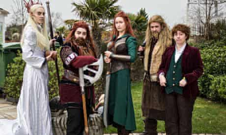 Cosplay: the Hobbits