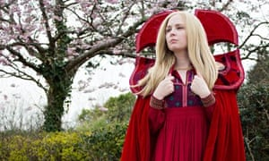 Cosplay: Victoria Kahl (as Lord President Romana from Doctor Who)