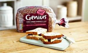 Genius gluten-free loaf