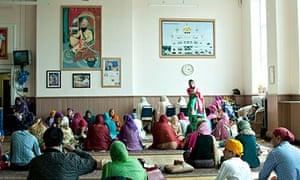 GT sikh langar service