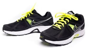 A pair of trainers