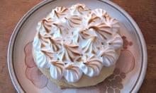 Matthew Tomkinson's lemon meringue pie