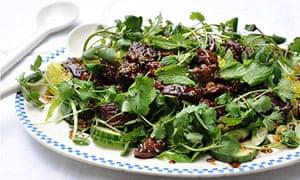 B2B Vietnamese Beef Salad