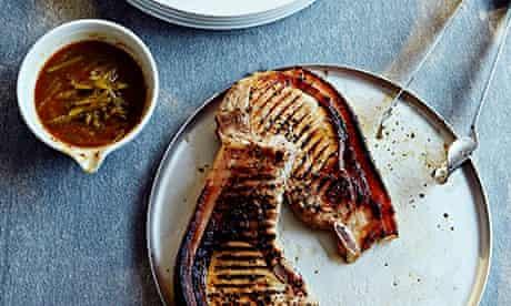 10 best Cider-brined pork chop