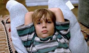 Ellar Coltrane as Mason in Boyhood