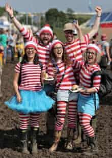 Where's Wally? gang